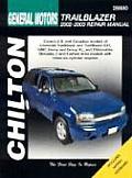 Chevrolet Trailblazer 2002 & 2003 Manual