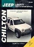 Chilton's Jeep Liberty, 2002-2004 Repair Manual