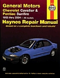 General Motors Chevrolet Cavalier & Pontiac Sunfire Automotive Repair Manual, 1995-2004