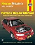 Nissan Maxima Automotive Repair Manual: 1993 Thru 2004 (Haynes Repair Manuals)