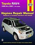 Haynes Toyota Rav4 Automotive Repair Manual: 1996 Thru 2005 (Haynes Manuals)
