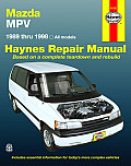 Mazda MPV 1989-1998 (Haynes Service & Repair Manual)