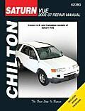 Chilton Saturn Vue 2002 - 2007 Repair Manual