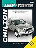 Jeep Grand Cherokee 2005-09 Repair Manual