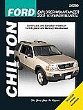 Ford Explorer/Mountaineer 2002-10 Repair Manual