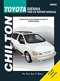 Chilton - Tcc Toyota Sienna 1998-2009