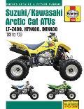 Haynes Suzuki LT-Z400/Kawasaki KFX400/Arctic Cat DVX400 Service and Repair Manual