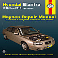 Hyundai Elantra: 1996 Thru 2010 (Haynes Repair Manual)