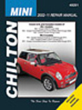 Chilton Mini 2002-11 Repair Manual