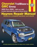 Haynes Chevrolet TrailBlazer, GMC Envoy, Oldsmobile Bravada & Buick Rainier Automotive Repair Manual