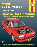 Mazda 323 & Protege: 1990-2003 (Haynes Repair Manual)