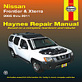 Nissan Frontier & Xterra, '05-'11 (Automotive Repair Manual)