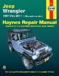 Jeep Wrangler: 1987 Thru 2011 - All Gasoline Models