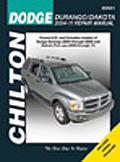 Dodge Durango/Dakota 2004-11 Repair Manual