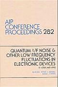 Quantum I/E Noise