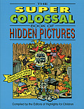 Super Colossal Book Of Hidden Pictures