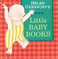 Helen Oxenburys Little Baby Books