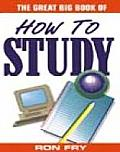 Great Big Book of How to Study (Great Big Books)
