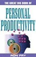 Great Big Book of Personal Productivity (Great Big Books)