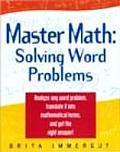 Master Math Solving Word Problems