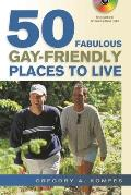 50 Fabulous Gay-Friendly Places to Live with CDROM Cover