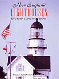New England Lighthouses 1ST Edition Bay of Fundy