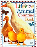 Lifesize Animal Counting Book