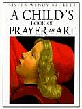 Childs Book Of Prayer In Art