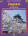 Japan Activity Book: Hands-On Arts, Crafts, Cooking, Research, and Activities