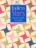Endless Stars Strip Pieced Quilts That