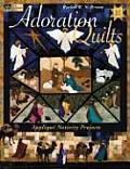 Adoration Quilts Applique Nativity Projects