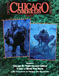 Chicago Chronicles: Volume 2: Chicago by Night/Under a Blood Red Moon (Vampire: The Masquerade Novels)