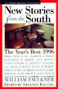 New Stories from the South 1996 The Years Best