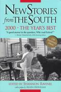 New Stories from the South The Years Best
