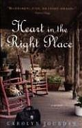 Heart in the Right Place: A Memoir Cover