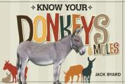 Know Your Donkeys &amp; Mules
