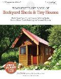 Tumbleweed DIY Book of Backyard Sheds and Tiny Houses: Your Guest Cottage, Writing Studio, Home Office, Backyard Gym, Craft Workshop Cover