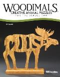 Woodimals: Creative Animal Puzzles for the Scroll Saw Cover
