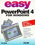 Easy PowerPoint 4 for Windows