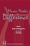 Music Makes the Difference: Music, Brain Development, and Learning
