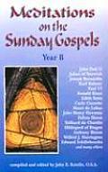Meditations on the Sunday Gospel: Year B