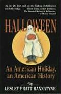 Halloween: American Holiday, Amer. History (98 Edition)