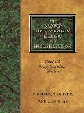 Brown Driver Briggs Hebrew & English Lexicon