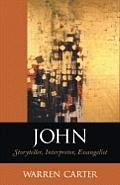 John Storyteller Interpreter Evangelist