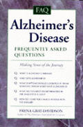 Alzheimers Disease Frequently Asked Que