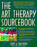 The Art Therapy Sourcebook Cover