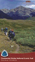 Continental Divide National Scenic Trail Data Book: Colorado