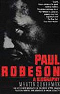 Paul Robeson A Biography