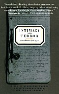 Intimacy and Terror: Soviet Diaries of the 1930s Cover