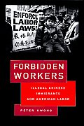 Forbidden Workers : Illegal Chinese Immigrants and American Labor (97 Edition) Cover